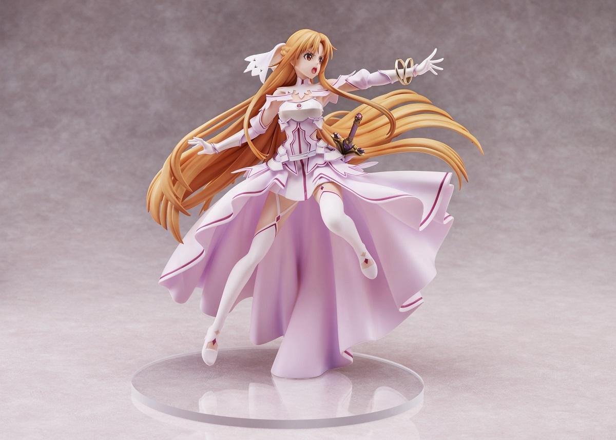 Asuna Goddess of Creation Stacia Sword Art Online Alicization Figure
