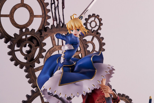 The Path 15th Anniversary Ver Fate/Stay Night Figure