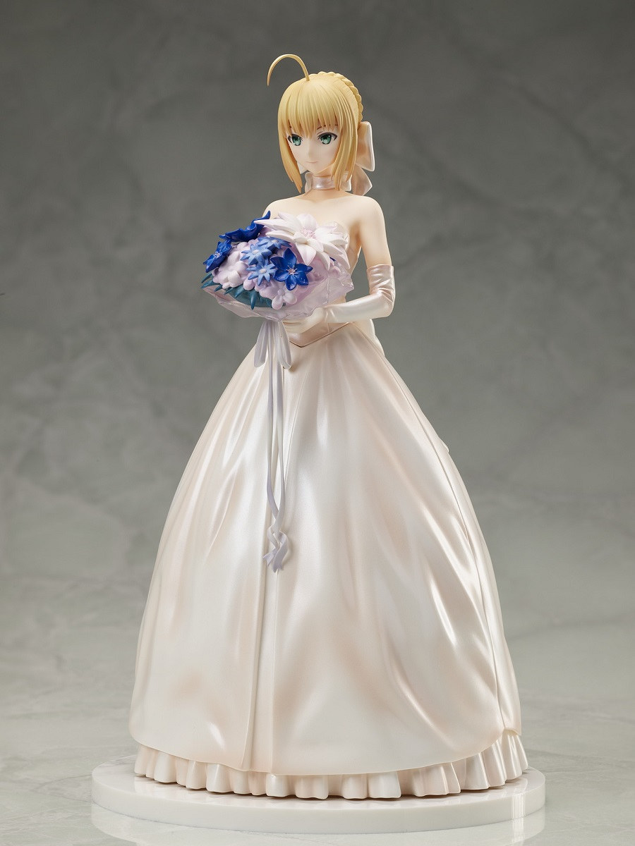 Saber 10th Anniversary Royal Dress Ver Fate/Stay Night Figure