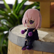 Mash Fate/Grand Order Babylonia Plush Charm