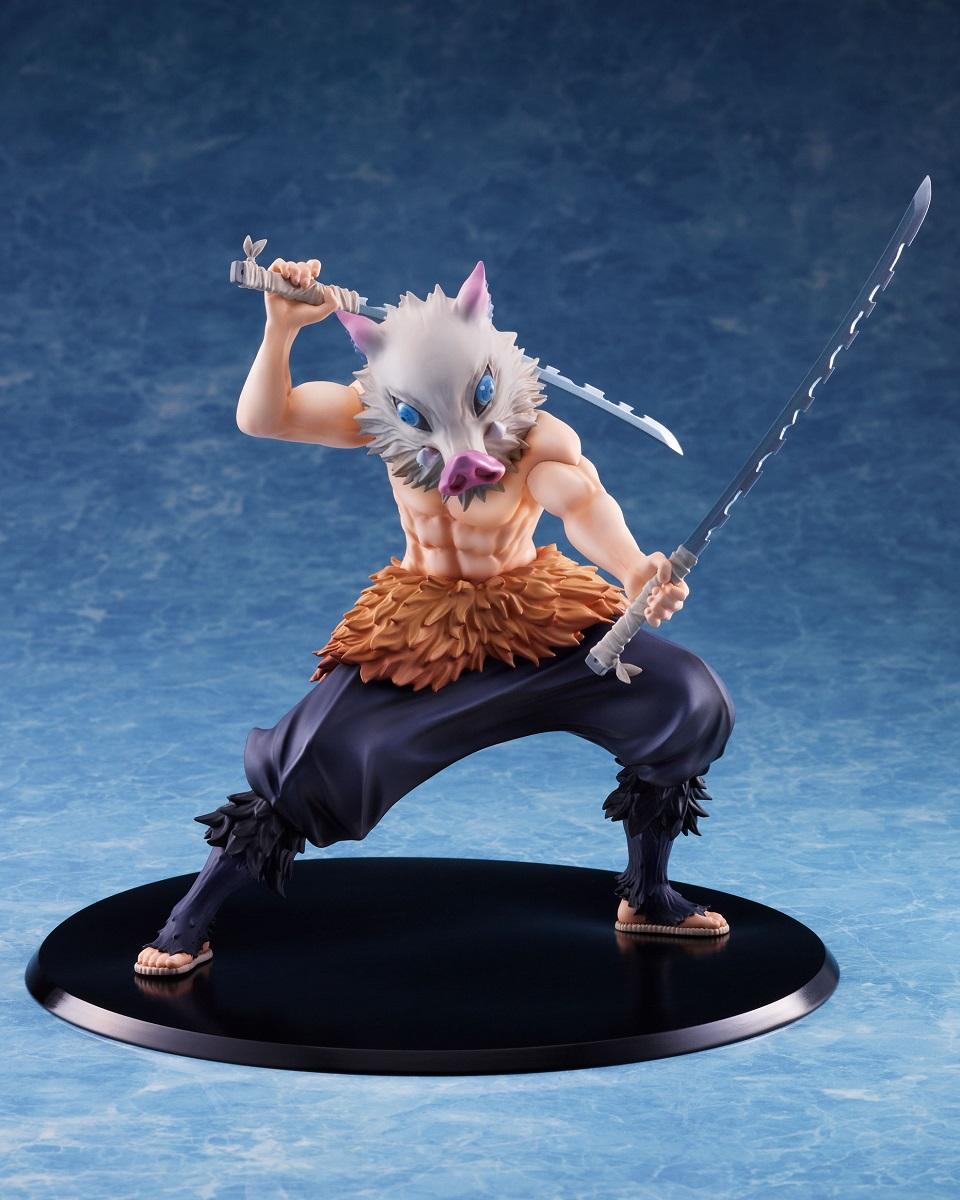 Inosuke Hashibira Demon Slayer Kimetsu no Yaiba Figure