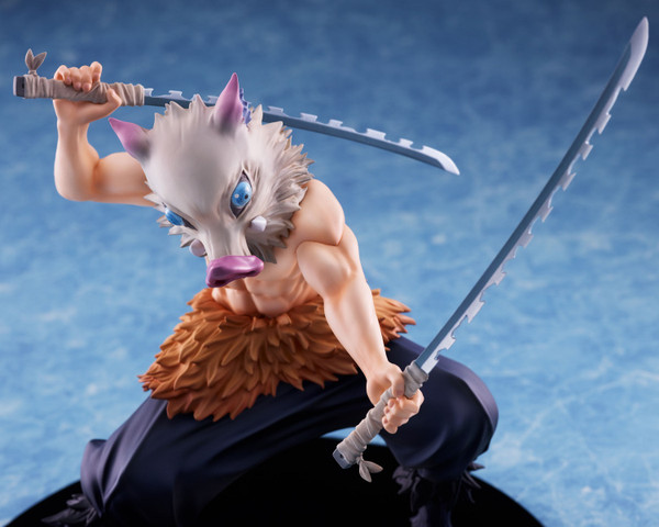 Inosuke Hashibira Demon Slayer Kimetsu no Yaiba Figure