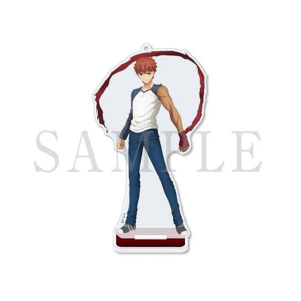 Shirou Emiya Fate/stay night [Heaven's Feel] V.spring song Acrylic Mascot