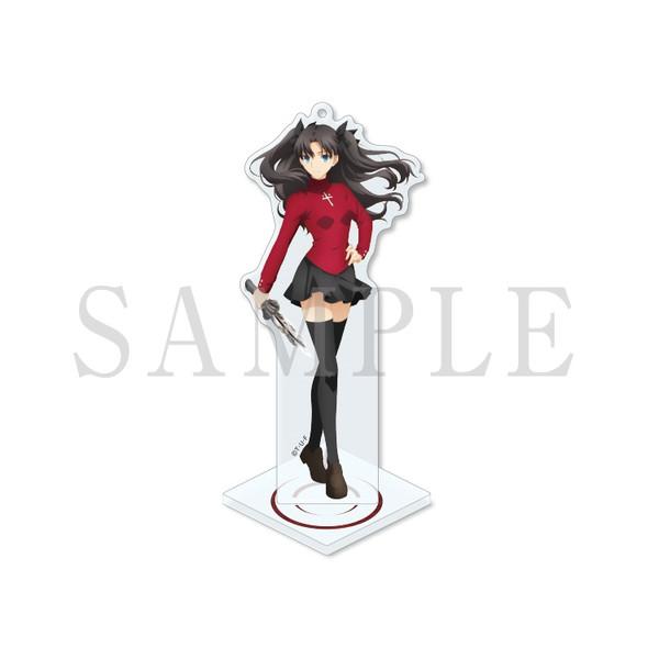 Rin Tohsaka Fate/stay night [Heaven's Feel] V.spring song Acrylic Mascot