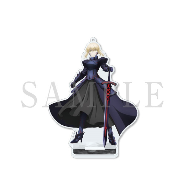 Saber Alter Fate/stay night [Heaven's Feel] V.spring song Acrylic Mascot
