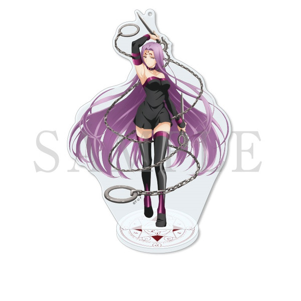 Rider Fate/stay night [Heaven's Feel] V.spring song Acrylic Mascot