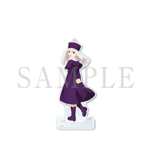 Illyasviel von Einzbern Fate/stay night [Heaven's Feel] V.spring song Acrylic Mascot