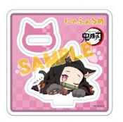 Nezuko Kitty Ver Demon Slayer Acrylic Standee