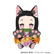 Nezuko Demon Slayer Kimetsu no Yaiba Kitty Plush