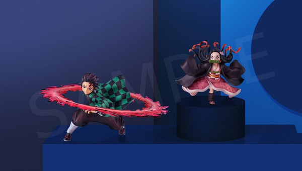 Tanjiro Kamado Demon Slayer Kimetsu No Yaiba ConoFig Figure
