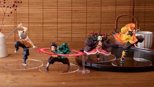 Zenitsu Agatsuma Demon Slayer Kimetsu No Yaiba ConoFig Figure