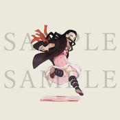 Nezuko Demon Slayer Acrylic Standee
