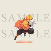 Zenitsu Demon Slayer Acrylic Standee