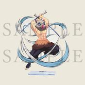 Inosuke Demon Slayer Acrylic Standee