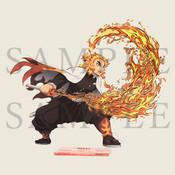 Kyojuro Demon Slayer Acrylic Standee