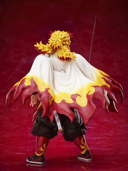 Kyojuro Rengoku BUZZmod Ver Demon Slayer Kimetsu no Yaiba The Movie Mugen Train Figure