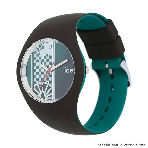 Tanjiro Demon Slayer x ICE Collaboration Watch