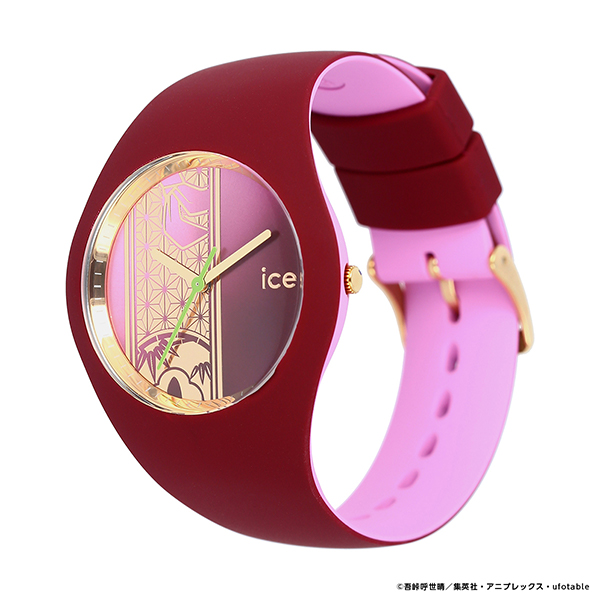 Nezuko Demon Slayer x ICE Collaboration Watch