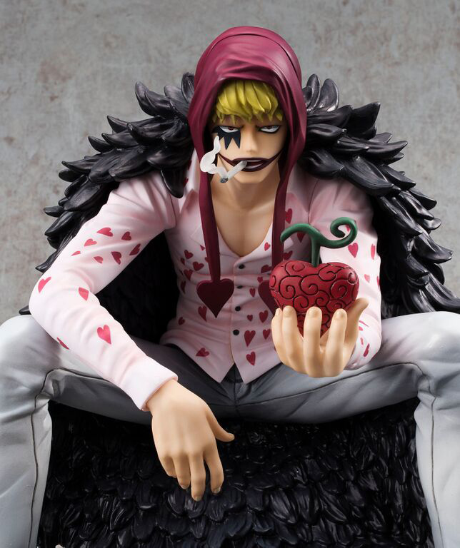Corazon & Law One Piece Figure