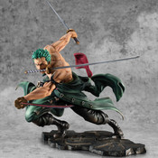 Roronoa Zoro Sanzen Sekai Ver Portrait of Pirates Limited Edition One Piece Figure