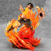 Portgas D Ace Neo-Maximum Ver Portrait Of Pirates Limited Edition One Piece Figure