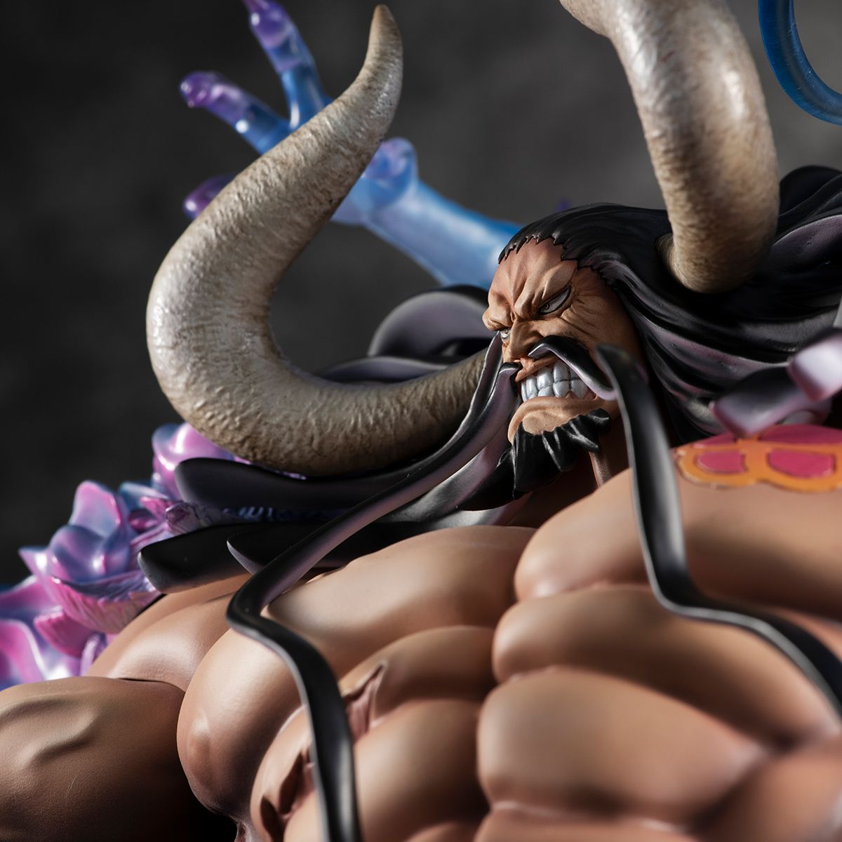 Kaido the Beast Wa-Maximum Ver Portrait Of Pirates One Piece Figure