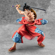 Luffy Taro Warriors Alliance Ver Portrait Of Pirates One Piece Figure