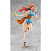 Nami Warriors Alliance Ver Portrait of Pirates One Piece Figure