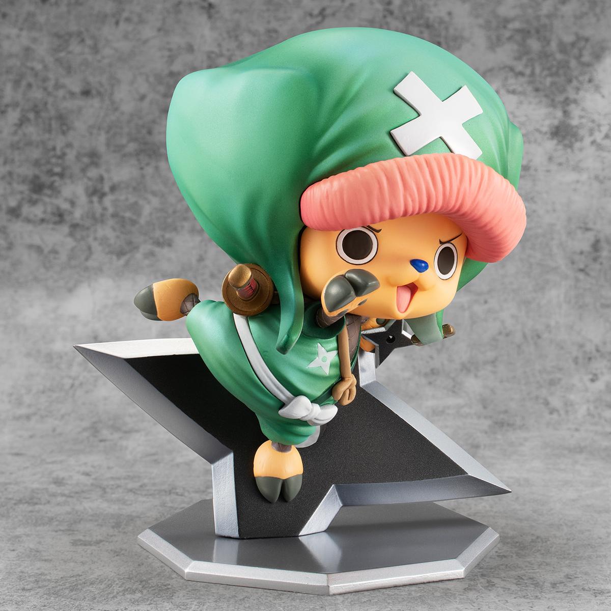 Chopperemon Warriors Alliance Ver Portrait of Pirates One Piece Figure