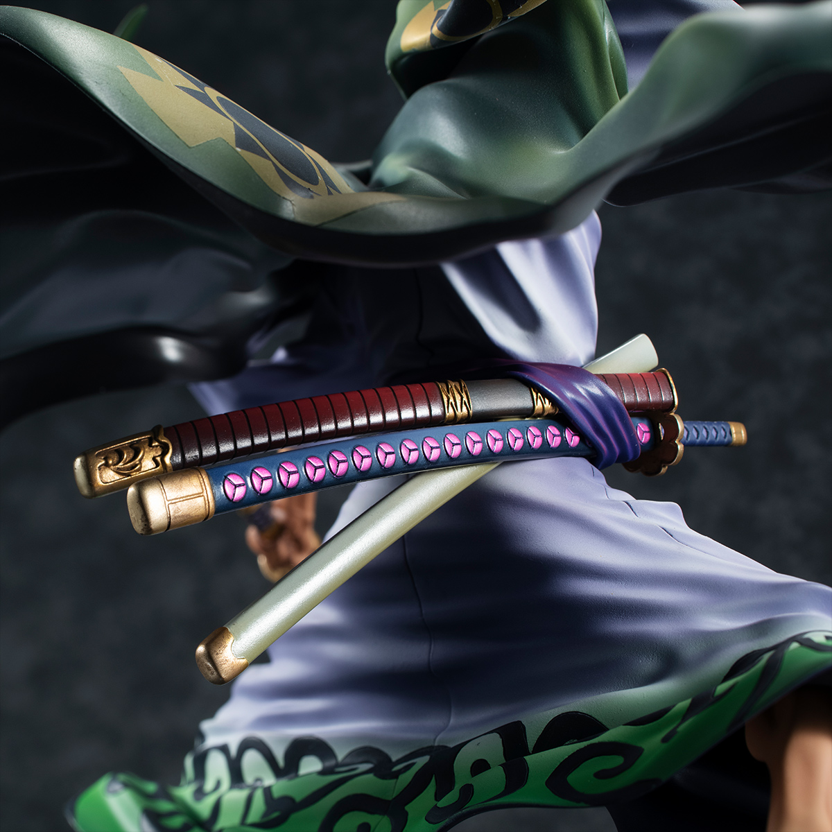 Zoro Warriors Alliance Ver Portrait of Pirates One Piece Figure