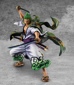 Zoro Warriors Alliance Ver Portrait of Pirates One Piece Figure