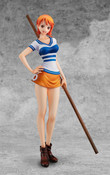 Nami Playback Memories Portrait of Pirates One Piece Figure
