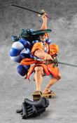 Oden Kozuki Warriors Alliance Ver Portrait of Pirates One Piece Figure