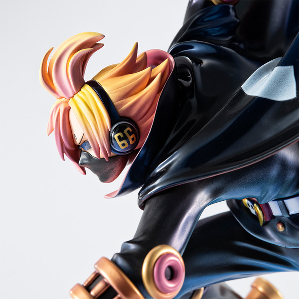 Soba Mask Warriors Alliance Ver Portrait of Pirates One Piece Figure