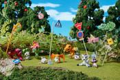 DigiColle Data 01 (Re-Run) Digimon Figures