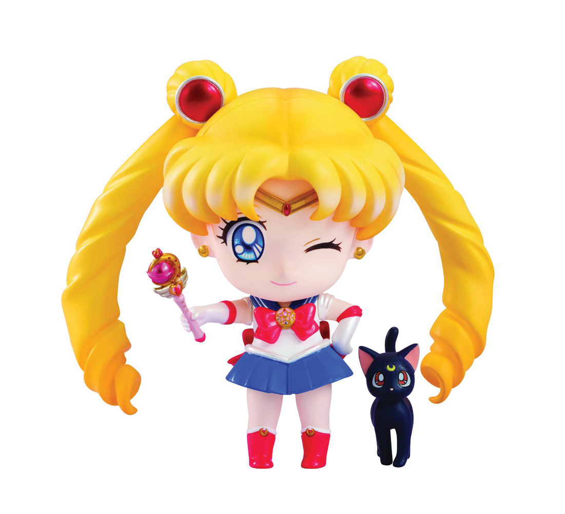Sailor Moon Petit Chara DX Figure 4535123819254
