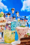 Ace of Diamond Exercise on the Cup Ochatomo Figures