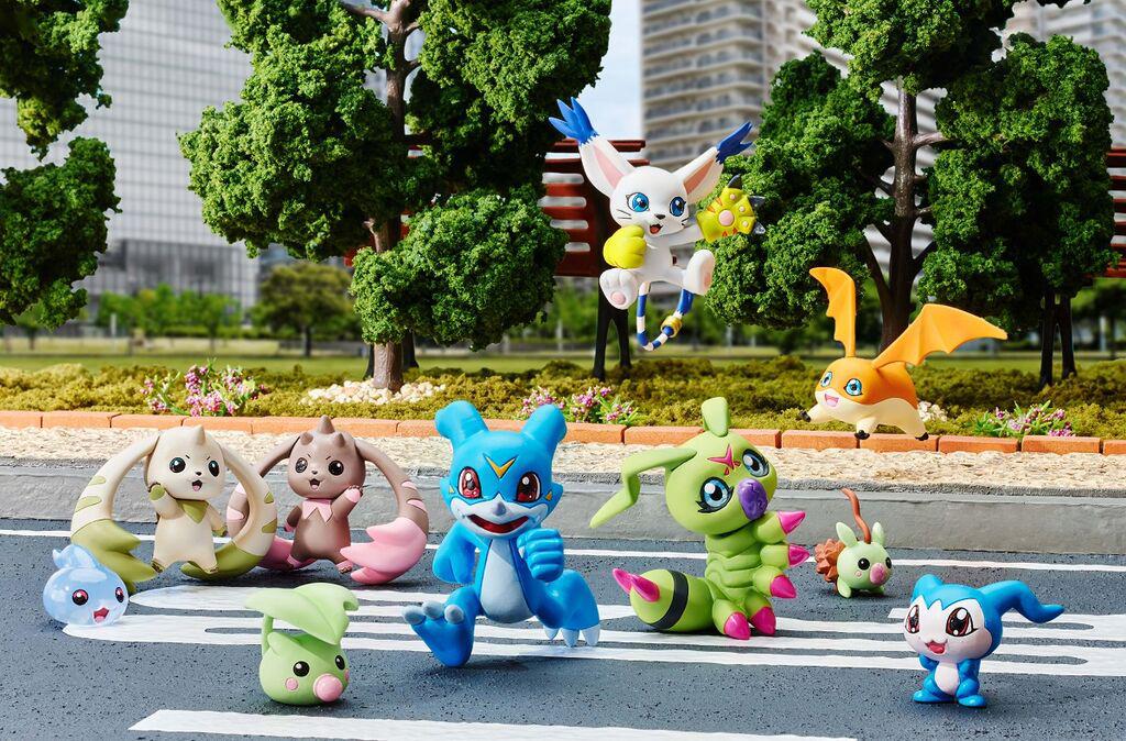 DigiColle Data 03 Digimon Figures 4535123820045