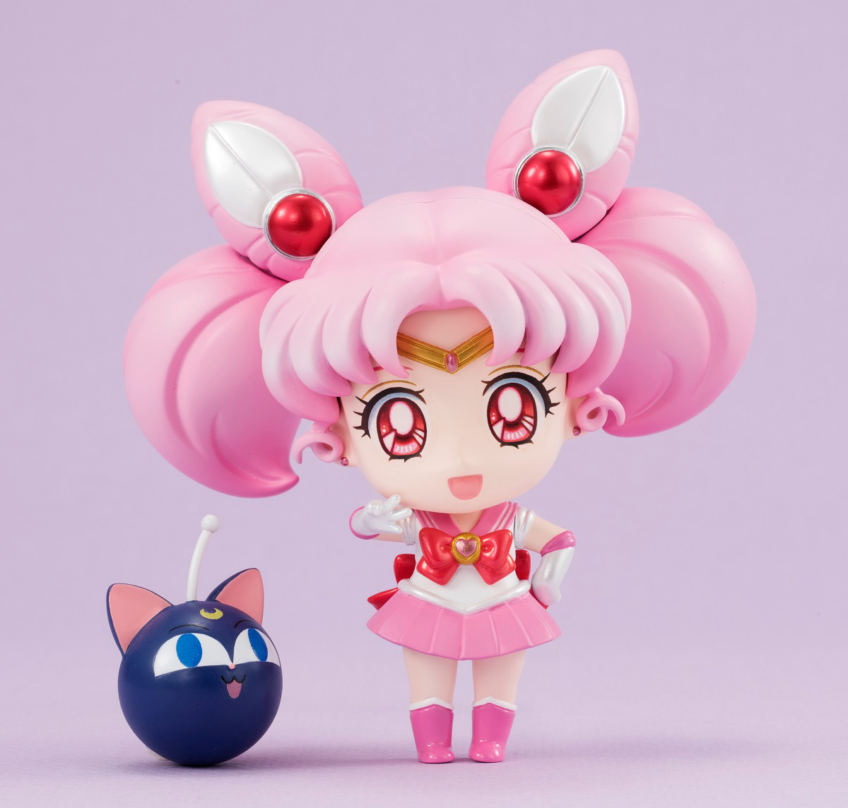 Sailor Chibi Moon Sailor Moon Petite Chara DX Figure 4535123820441