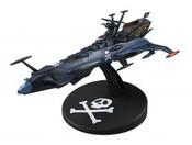 Arcadia Space Pirate Captain Harlock Figure