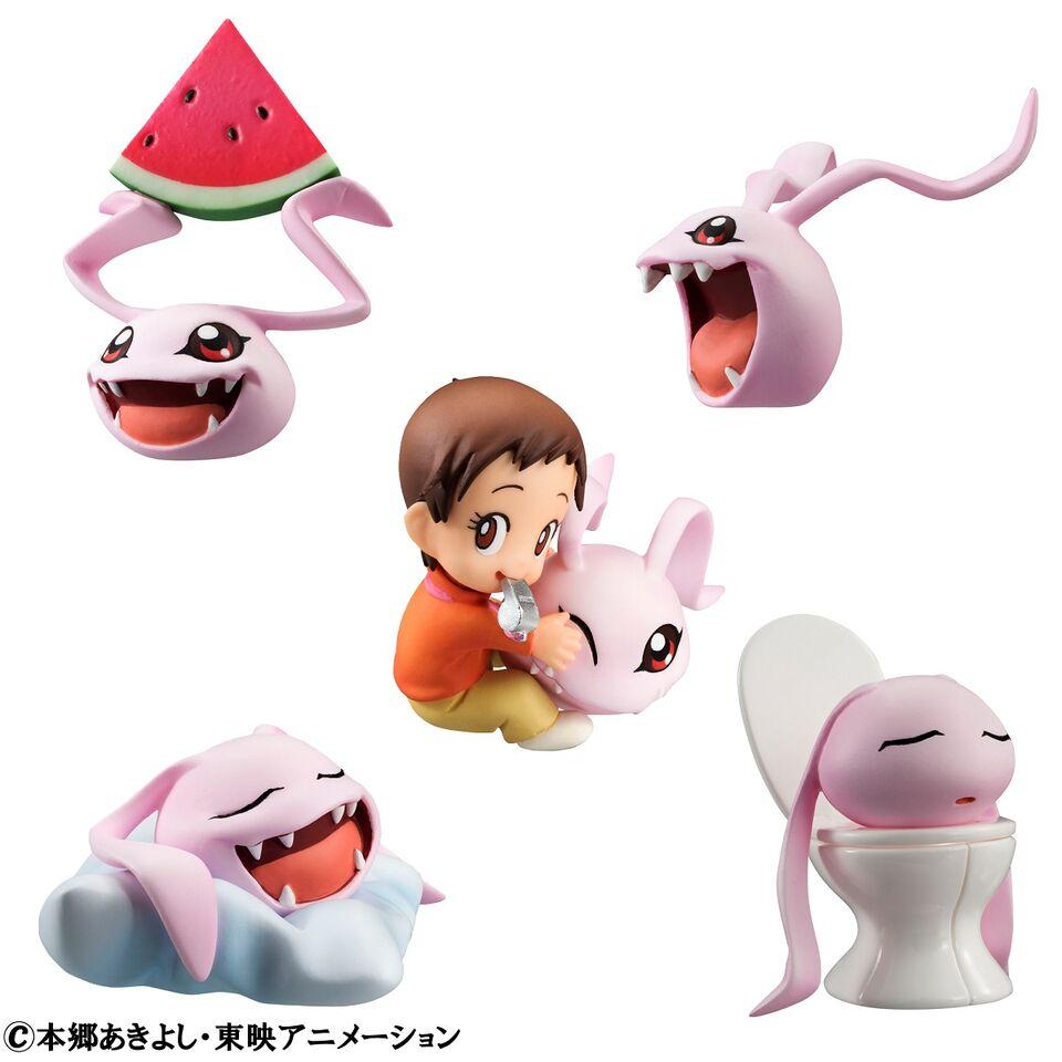 Coro Colle Digimon Adventure Figures 45351238202601