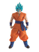 Goku Super Saiyon God Super Saiyon Dimension of Dragonball: Resurrection 'F' Figure