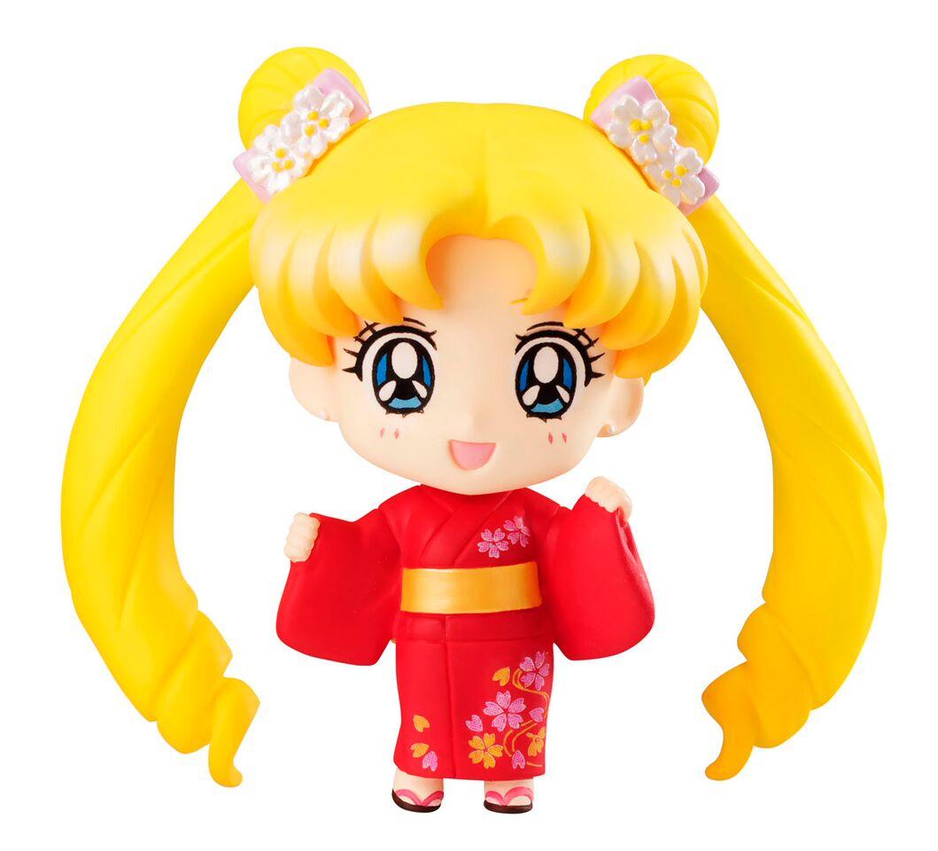Tsukino Usagi Yukata ver Sailor Moon Petite Chara Figure 4535123820809