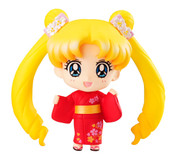 Tsukino Usagi Yukata ver Sailor Moon Petite Chara Figure
