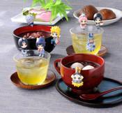 Naruto Konoha's Break Time (Re-Run) Ochatomo Figures