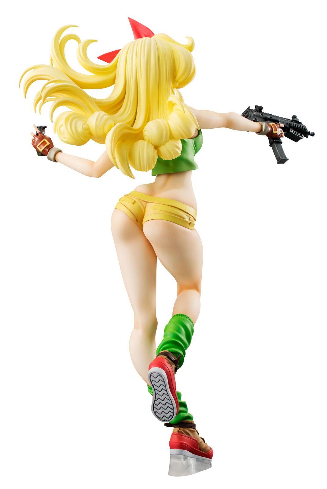 Launch Dragon Ball Figure