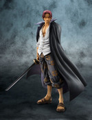 Shanks Portrait of Pirates One Piece Figure
