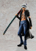 Trafalgar Law Portrait of Pirates One Piece Figure