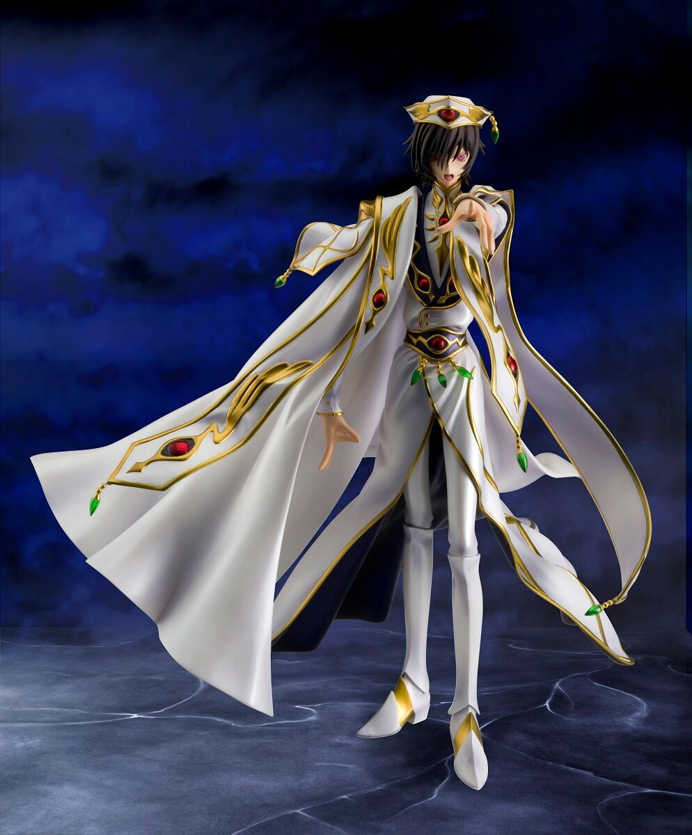 Lelouch vi Britannia Code Geass Lelouch of the Rebellion R2 G.E.M Series Figure 4535123822476