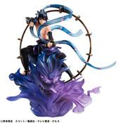 Sasuke Uchiha Raijin Ver Naruto Shippuden GEM Series Figure